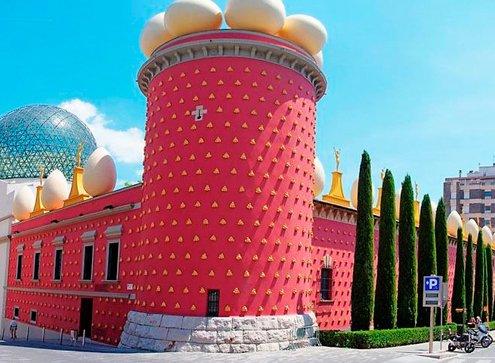 Teatre Museu Dalí Figueres